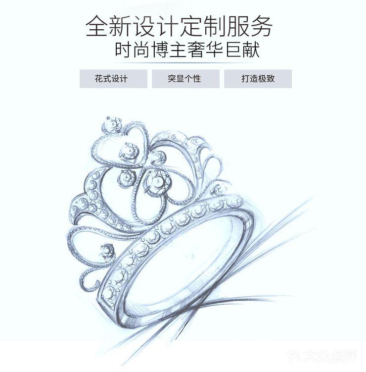 【仅售899元,高端设计师首饰设计手稿套餐-结婚套餐】