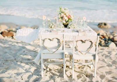 幸福沙滩婚礼计划