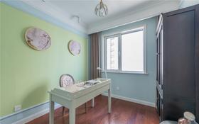 130平米三室两厅美式风格卧室图片大全
