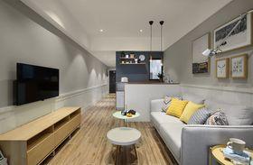 40平米小户型北欧风格客厅图