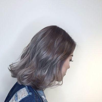 丽人 美发图库 潮流烫发效果图  7778 创意烫发 中发 女图片