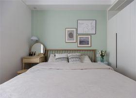 100平米三室两厅北欧风格卧室欣赏图