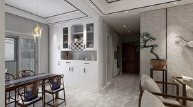80平米中式风格走廊图