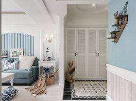 10-15万120平米三室两厅地中海风格走廊欣赏图