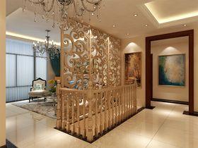 140平米四室两厅混搭风格走廊装修案例
