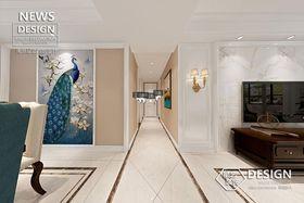 140平米四美式风格走廊欣赏图