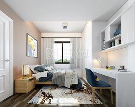 10-15万130平米三室两厅现代简约风格卧室图