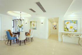 5-10万100平米三室两厅现代简约风格餐厅装修效果图