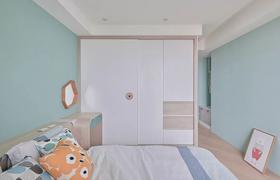 100平米四室兩廳北歐風格兒童房裝修圖片大全