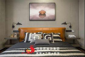 130平米四室两厅混搭风格卧室效果图
