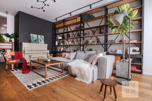 |原创案例|增加空间温暖感,这样装修给你冬季宅家新思路