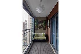 100平米三室两厅现代简约风格阳台装修案例