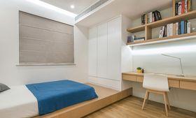 富裕型100平米三室一厅现代简约风格儿童房图片大全