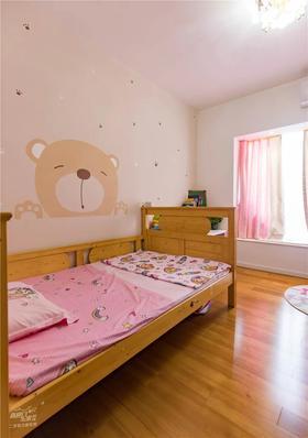 130平米四室两厅现代简约风格儿童房装修图片大全