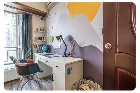 经济型140平米混搭风格儿童房图片大全