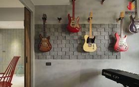 30平米超小户型北欧风格影音室欣赏图