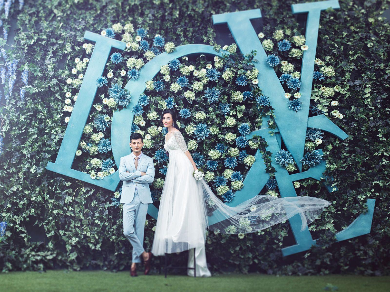 普罗旺斯婚纱摄影会馆