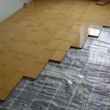 涨姿势,地板铺装全过程