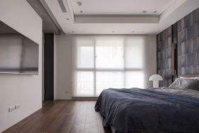 40平米小户型混搭风格卧室图片