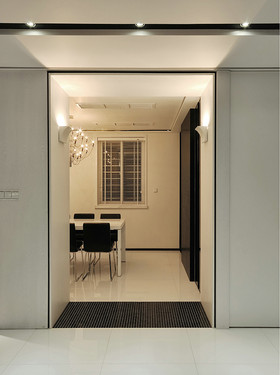 10-15万140平米复式北欧风格餐厅效果图