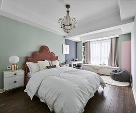 140平米北欧风格卧室装修图片大全