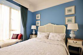 豪华型140平米三室两厅美式风格儿童房图片