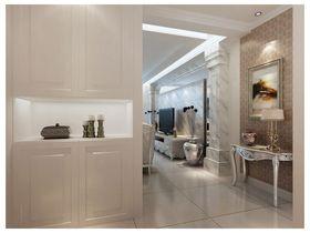 富裕型120平米三室一厅现代简约风格其他区域装修效果图