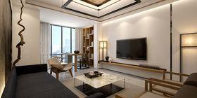 经济型30平米以下超小户型中式风格客厅效果图