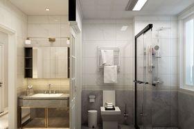 120平米三现代简约风格卫生间装修案例