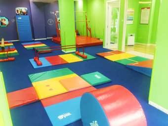The Little Gym小小运动馆