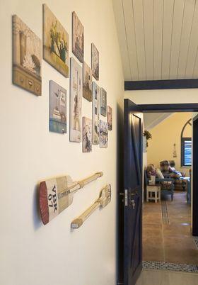 120平米三地中海風格走廊裝修圖片大全
