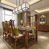 130平米三室两厅中式风格餐厅欣赏图