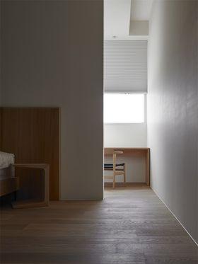 140平米复式日式风格卧室设计图