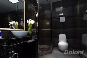 140平米別墅歐式風格衛生間圖片