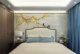 120平米四室两厅混搭风格卧室效果图
