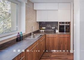 3-5万60平米一室一厅现代简约风格厨房装修效果图