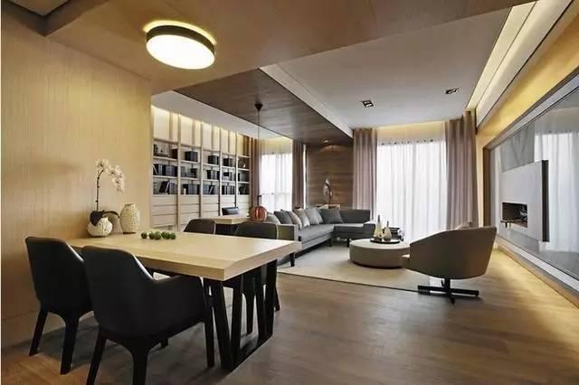 102平婚房装修实例,太喜欢这样的风格了!