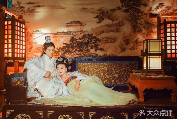 【古装婚纱横店旅拍-结婚套餐】-沐春风古风摄影-大众