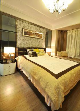 15-20万140平米四室两厅中式风格卧室图