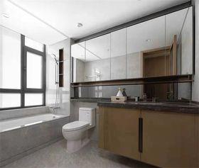 110平米三室两厅其他风格卫生间装修图片大全