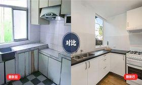 经济型80平米现代简约风格厨房效果图