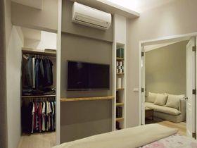 豪华型80平米北欧风格卧室装修图片大全