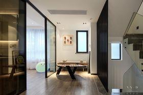 140平米三现代简约风格其他区域装修案例