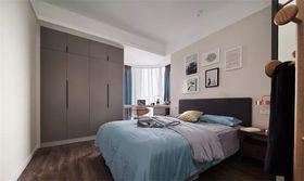 140平米四室兩廳北歐風格臥室裝修效果圖