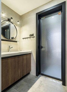 100平米现代简约风格卫生间装修图片大全