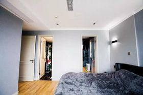经济型70平米四室两厅北欧风格卧室装修图片大全