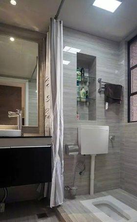 100平米美式风格卫生间装修效果图