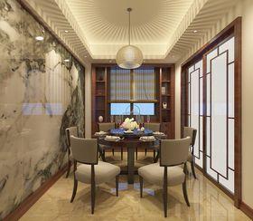 经济型110平米三室一厅现代简约风格厨房设计图