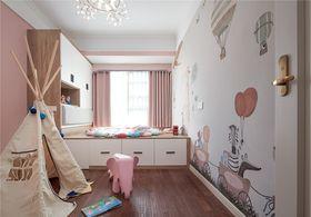 130平米三北欧风格儿童房欣赏图