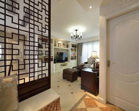 经济型120平米三室两厅混搭风格玄关效果图